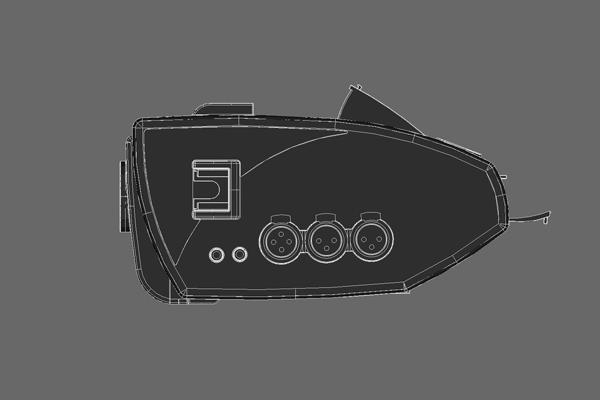Konzeptzeichnungen der Digital Bolex D16 (Bild: Bolex International)