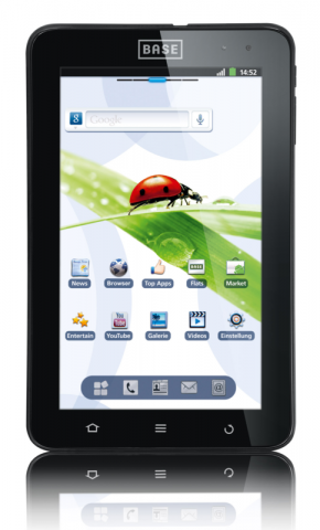 Base Tab 7.1 von E-Plus
