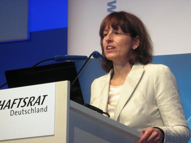Dorothee Belz, Microsoft-Deutschland-Geschäftsführung (Bilder: Achim Sawall/Golem.de)