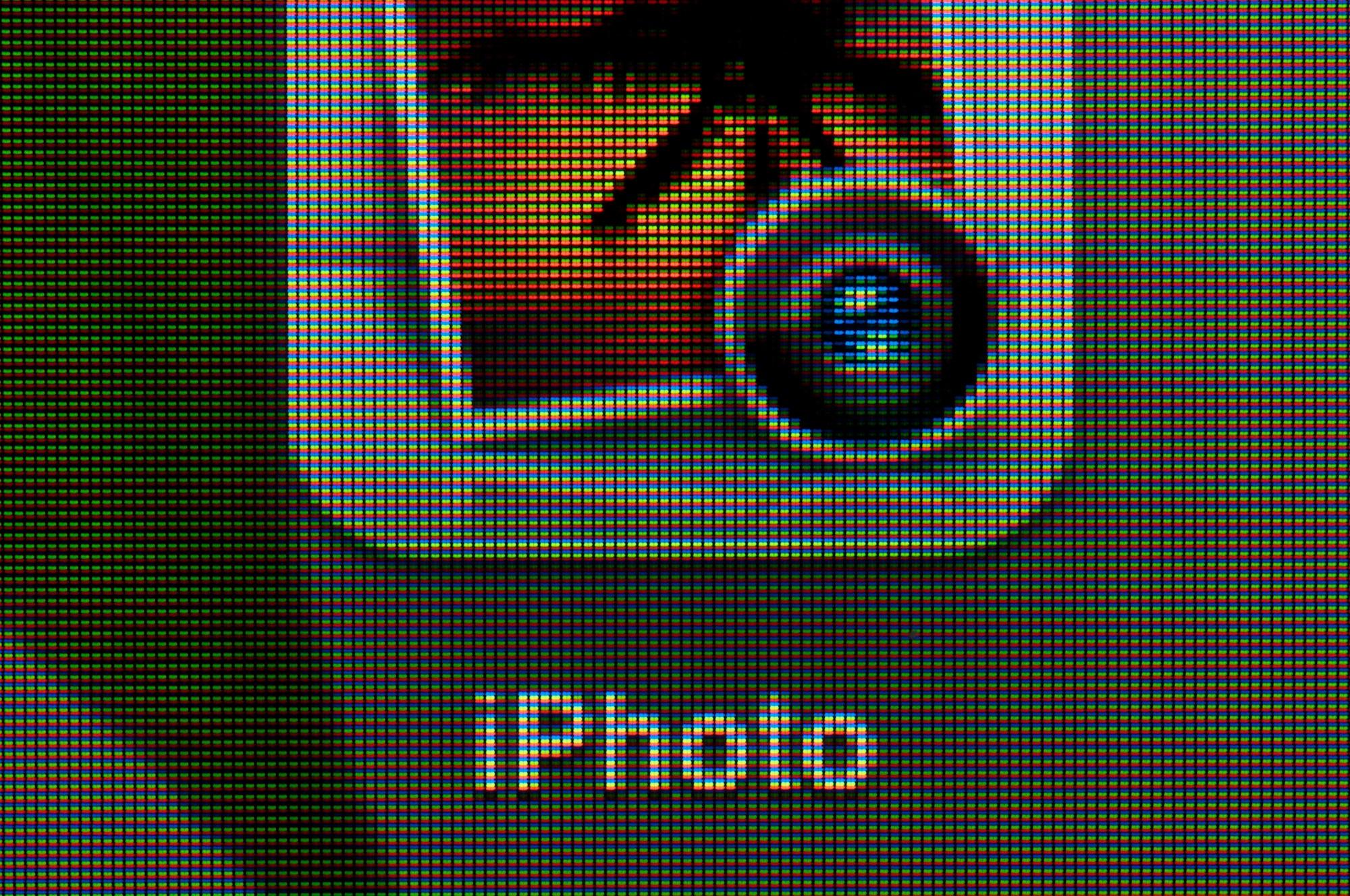 iPad 3 im Test: Gut für Einsteiger, nichts für iPad-2-Besitzer - ... und hier das iPad 2. Die Bilder sind mit einem Nikon-105er-Makro aufgenommen worden.