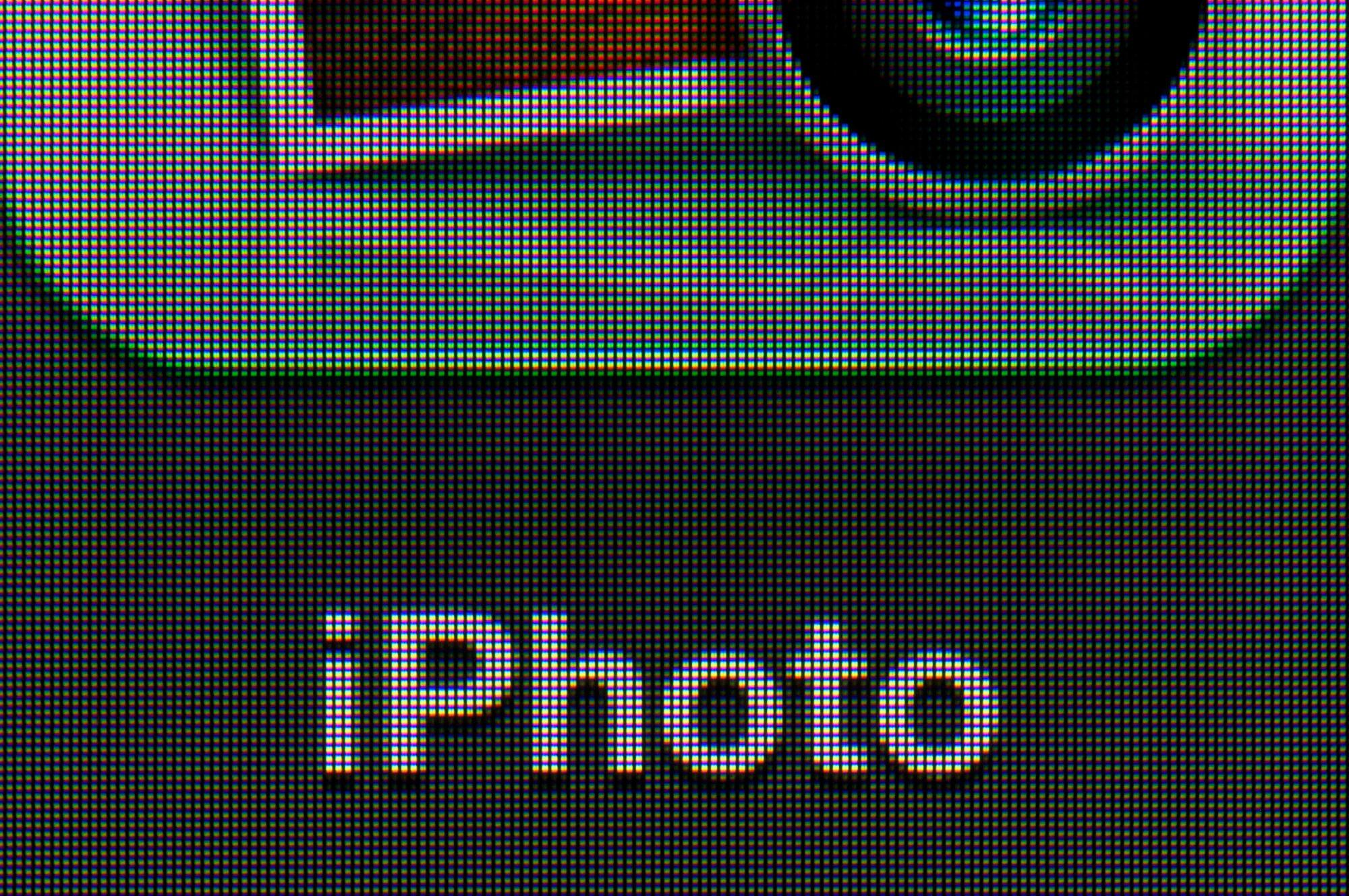 iPad 3 im Test: Gut für Einsteiger, nichts für iPad-2-Besitzer - Bildausschnitt derselben Aufnahme beim iPad 3...