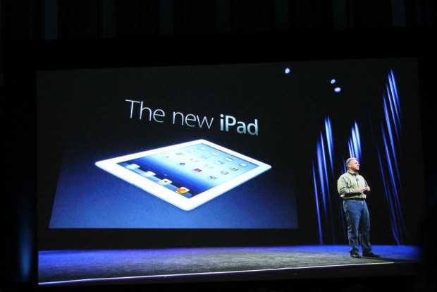 iPad mit Retina-Display