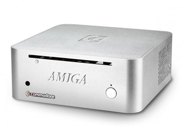 Amiga Mini - ein PC mit Linux und einer gewissen Ähnlichkeit zum Mac Mini (Bild: Commodore)