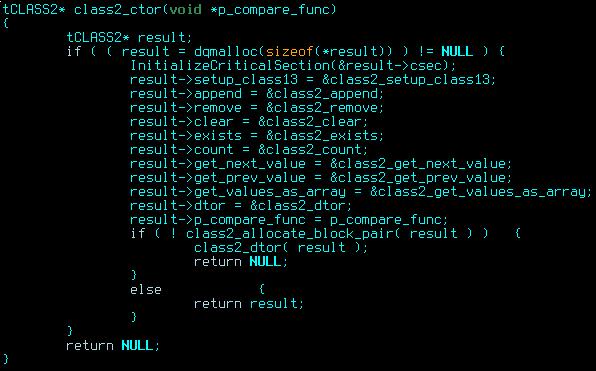 Trojaner duqu code erweist sich als oldschool Code compiler