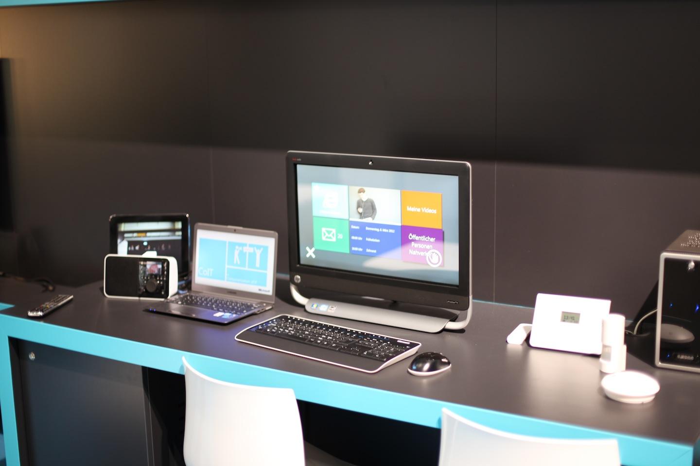 Kinect für Windows: Hände hoch! -