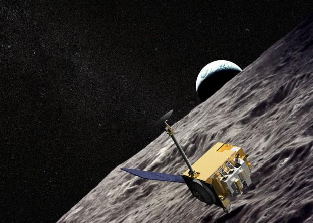 Mondsonde LRO (Bild: Nasa)