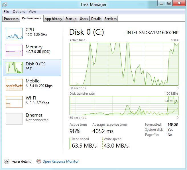 Windows 8 CP in der Praxis: Stabile Vorschau mit zwei Bedienungskonzepten durch Metro - Datentransfers