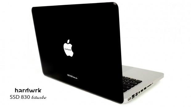 Hardwrk SSD 830 Biturbo - 13-Zoll-Macbook-Pro beschleunigt (Bild: Hardwrk)