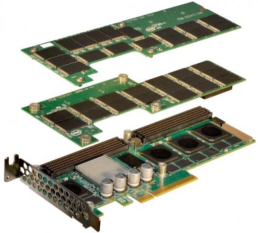 Intels erste PCIe-SSD 910
