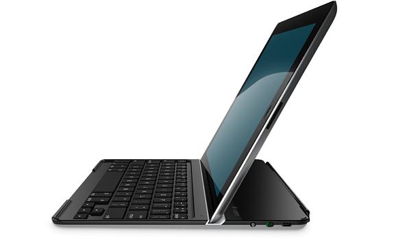 Logitech Ultrathin Keyboard Cover für iPad 2 und 3