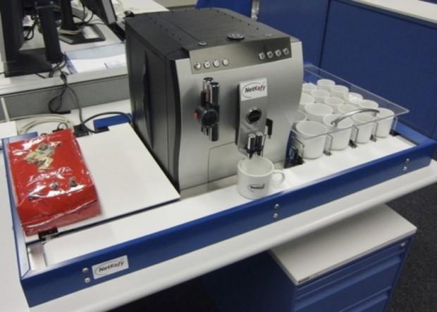 fernbestellung kaffeemaschine mit netzwerkanschlus ~ Kaffeemaschine Ohne Abschaltautomatik