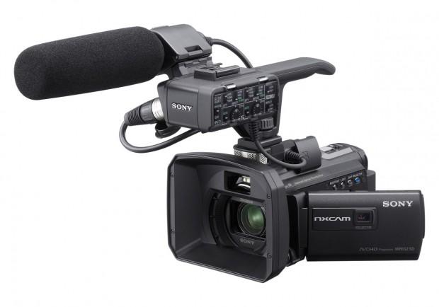 Sony HXR-NX30E (Bild: Sony)