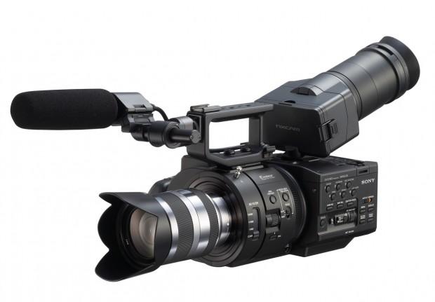 Sony NEX-FS700 (Bild: Sony)