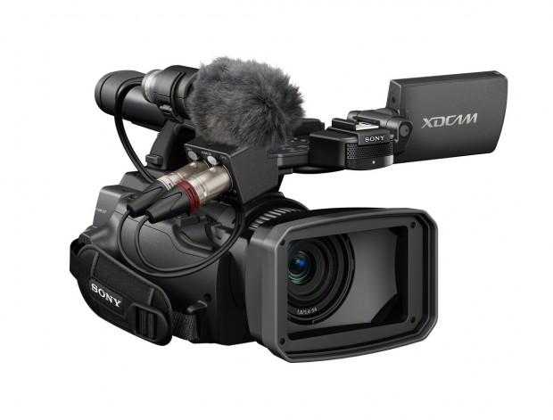 Sony Camcorder PMW-100 (Bild: Sony)