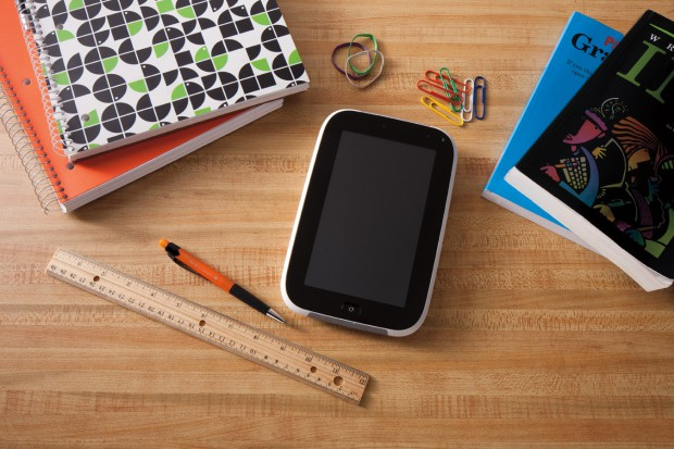 Intel Studybook - Bildungstablet mit 7-Zoll-Touchscreen und Atom-CPU (Bild: Intel)