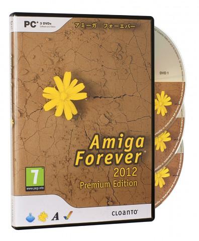 Amiga Forever 2012 - die Premium-Edition (Bild: Cloanto)