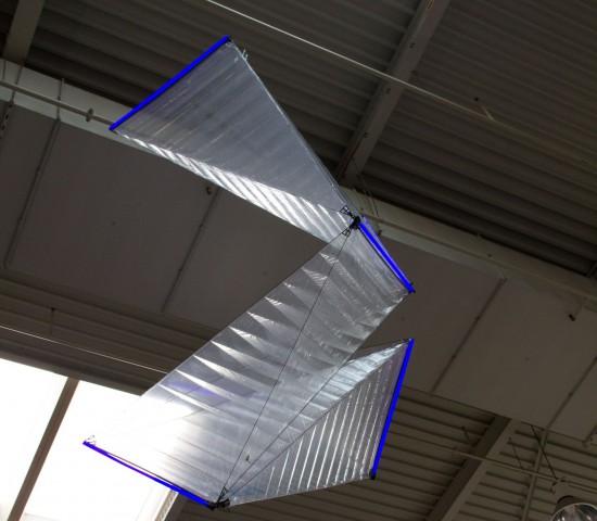 Smart Inversion in der Luft auf der Hannover Messe 2012 (Foto: Werner Pluta/Golem.de)