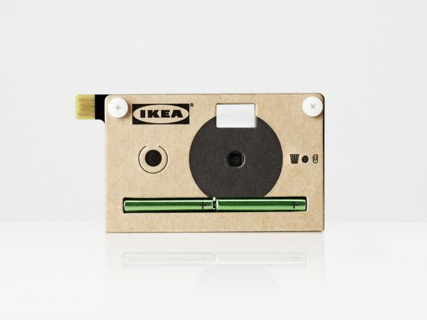 Die Digitalkamera Knäppa (Foto: Ikea)