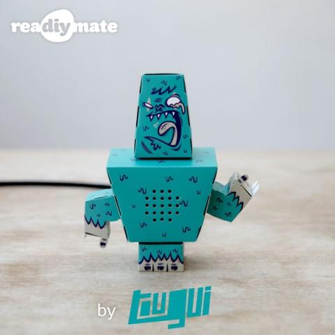 ReaDIYmate - Beispiel-Design für ein WLAN-Objekt (Bild: ReaDIYmate)