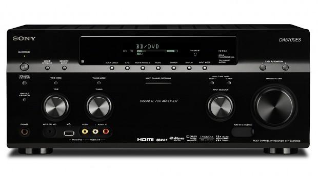 Sony Str Da5700es High End Receiver Macht Das Heimkino
