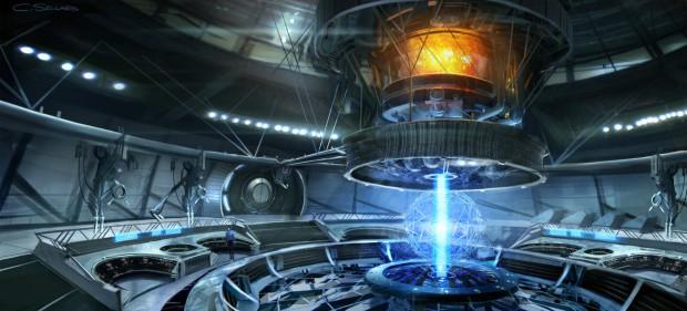 Star Trek - Konzeptgrafik (Bild: Namco-Bandai)