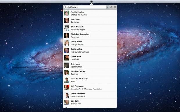 Cobook 1.0 für Mac OS X
