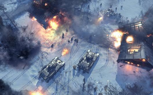 Erster Screenshot aus Company of Heroes 2