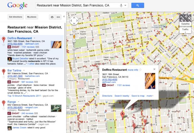 Google+ Local: Mit Google auf Restaurantsuche - Golem.de on