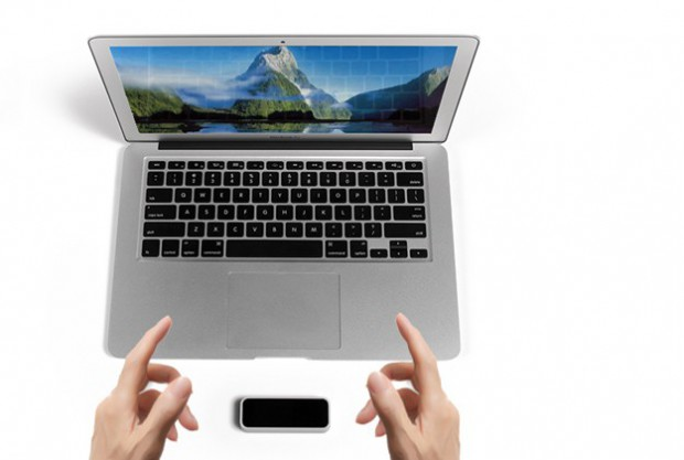 Leap Motion with Notebook