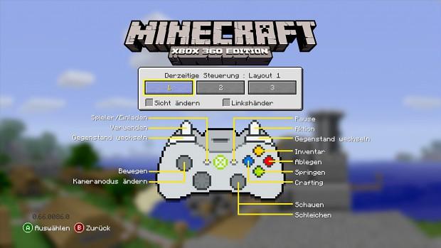 minecraft xbox 360 edition testvideo nur f252r