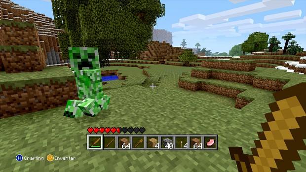 Minecraft Spiele Demo