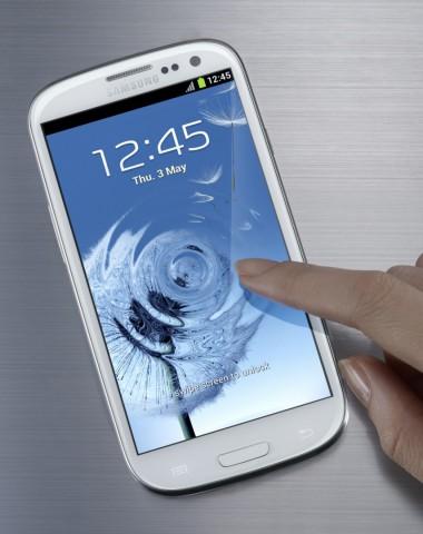 Das Galaxy S3 gibt es in...