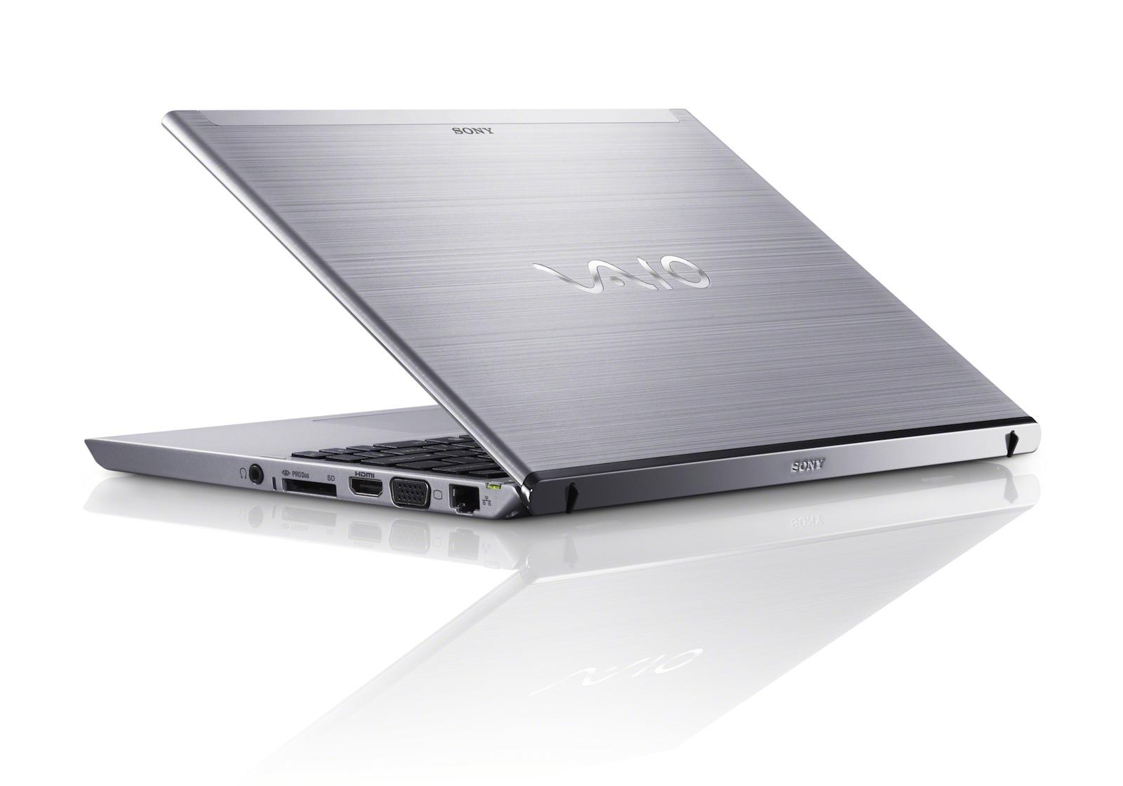 Vaio T: Sonys erstes 11,6-Zoll-Ultrabook gibt es ab 700 Euro - Sony Vaio T11