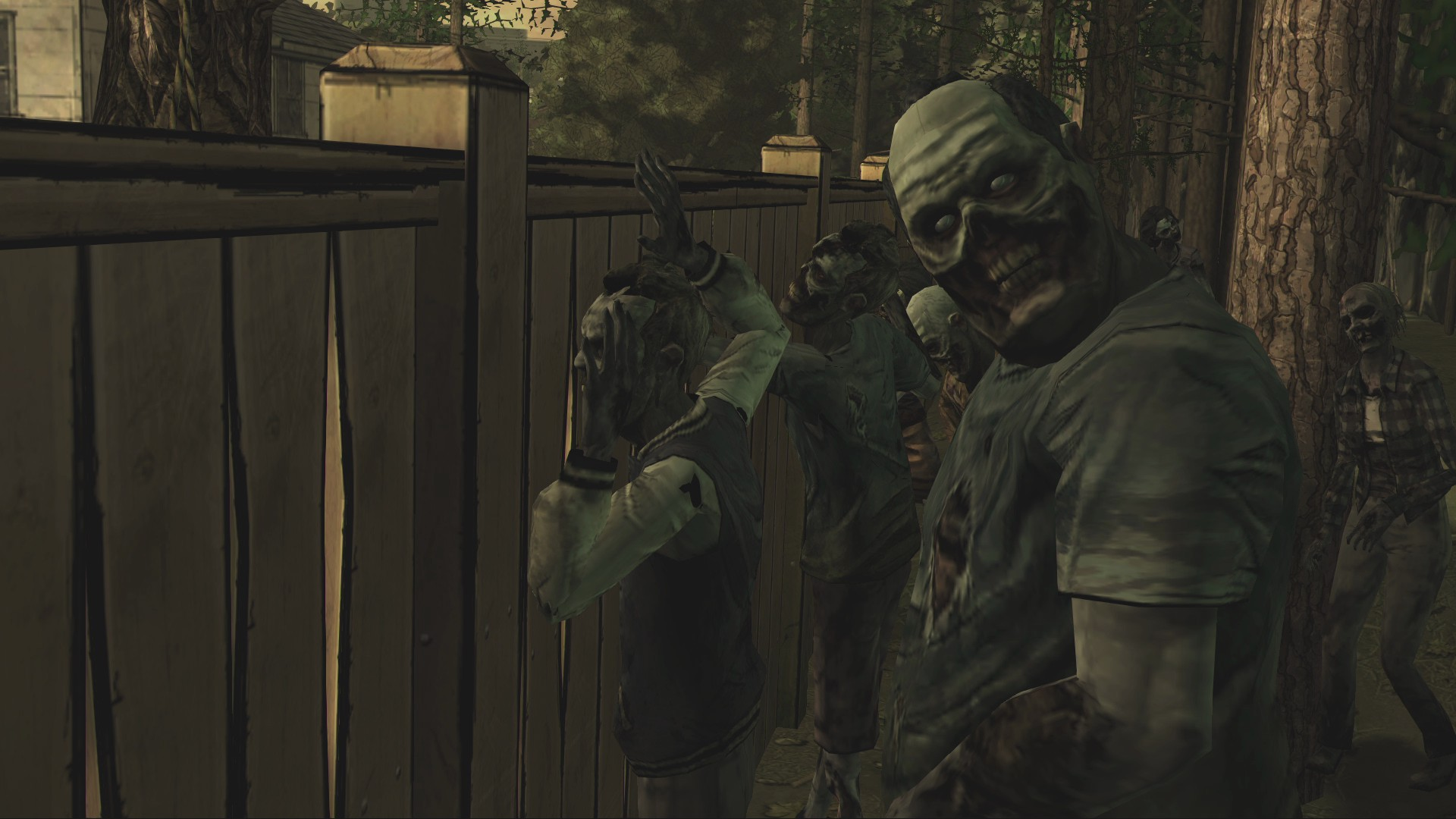 Test-Video The Walking Dead: Gefühlschaos nach der Zombieapokalypse -