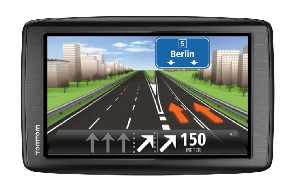 Autonavigation: Tomtom Start 60 mit 6 Zoll großem Touchscreen - Tomtom Start 60