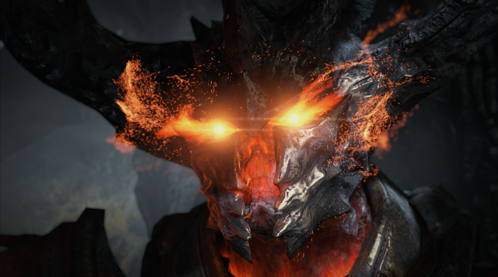 Epic Games: Screenshots der Unreal Engine 4 - Unreal Engine 4