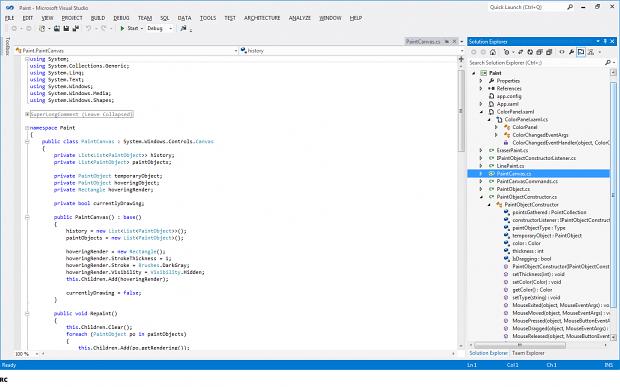 Visual Studio 11 RC mit neuem UI