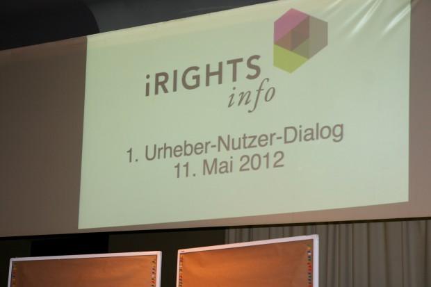 Urheber-Nutzer-Dialog von irights.infoPhoto (Bild: Jörg Thoma/Golem.de)