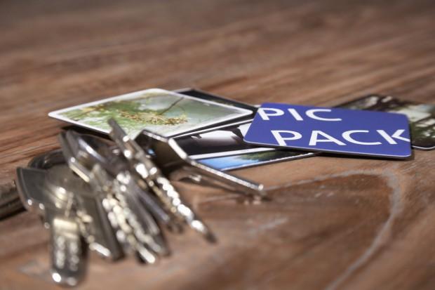 Picpack macht aus Instagram-Fotos Magnete, etwa für den Kühlschrank. (Bild: Picpack)