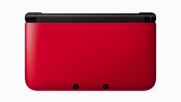 Der 3DS XL in Rot