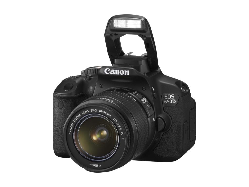 Canon EOS 650D: DSLR kann allergische Reaktionen hervorrufen - Canon EOS 650D (Bild: Canon)
