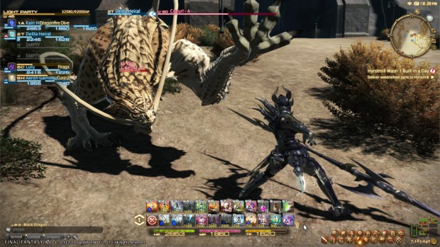 Final Fantasy 14 2.0 - Screenshot