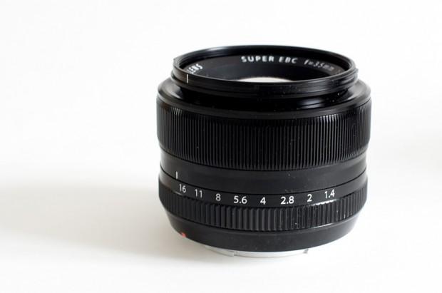 Fujifilm XF35mm F1.4 R  (Bild: Andreas Donath)