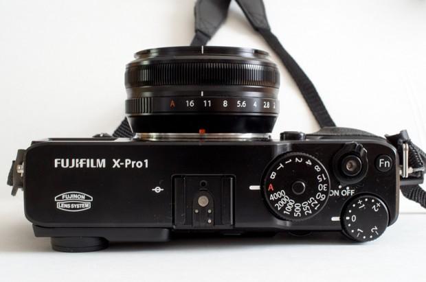 Fujifilm Finepix X-Pro1 (Bild: Andreas Donath)