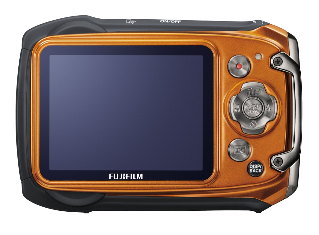 Outdoorkamera: Fujifilm XP170 gibt Fotos an iOS und Android weiter - Fujifilm Finepix XP170 (Bild: Fujifilm)