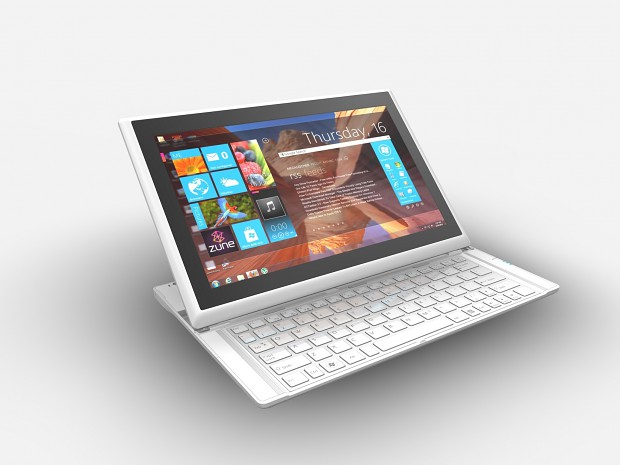 MSI Solider S20 mit Windows 8: Ultrabook und Tablett in einem