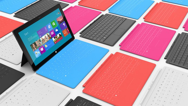 Microsoft Surface (Bild: Microsoft)