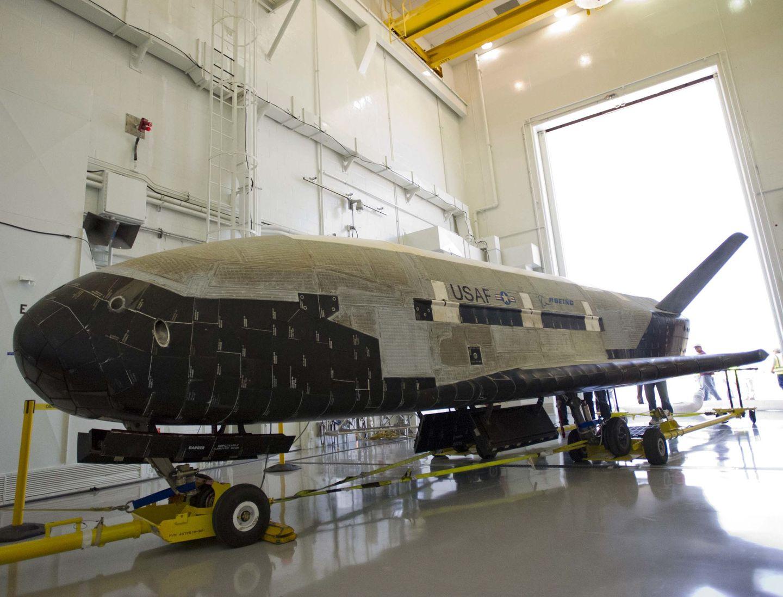 Raumfahrt: Unbemanntes US-Raumfahrzeug X-37B startet wieder -