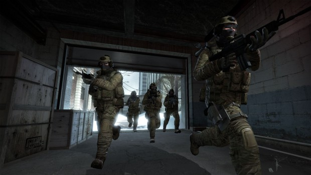CS:Go - Counter Strike: Global Offensive (Screenshot: Valve)