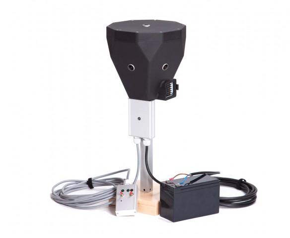 Das Kernstück des Systems: Die 360-Grad-Kamera (Foto: Streetview Technology)